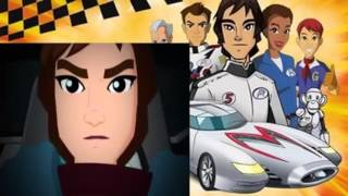 Speed Racer   Next Generation Season 2 Episode 12 the hunt for