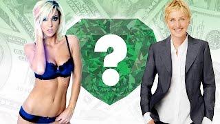 WHO'S RICHER? - Jenna Marbles or Ellen DeGeneres? - Net Worth Revealed!