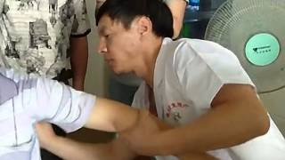 Chinese Chiropractic Adjustment (31) Treatment of Back Pain and Spinal Problems