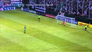 La definición por penales. River-Ferro.Copa Argentina.Fútbol Para Todos