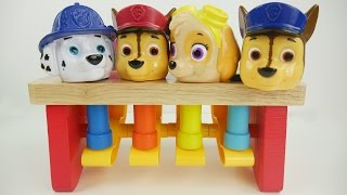 Best Learning Colors for Toddlers Video Teach Babies with Toy Peg Pounding Benches Rainbow Fun!