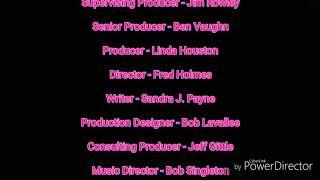 Be My Valentine Love Barney Credits (Bob Singleton/My Version)