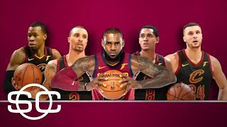 Cleveland Cavaliers' 2017-18 NBA season first-half recap | SportsCenter | ESPN