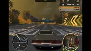 Testando dodge charger 1970 no Need for speed most wanted PC