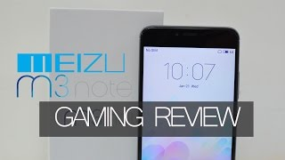 Meizu M3 Note Gaming Review (with Heating Test)