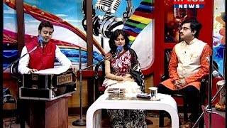 Munmun & Simanta Sarkar | Good Morning Bangla | R plus | 26-01-17