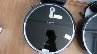 ILIFE A6 vs A8 Robot Vacuum: Is The New Navigation Better?