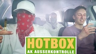 Hotbox mit AK Ausserkontrolle & Marvin Game   16BARS.TV