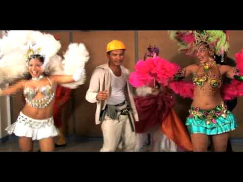 Fundación Bigott. Baile grupo completo calipso