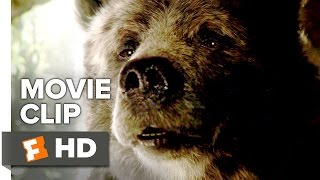 The Jungle Book Movie CLIP - Baloo (2016) - Bill Murray Movie HD