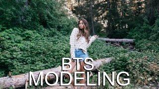 BTS Modeling Shoot | kaitlynoelle