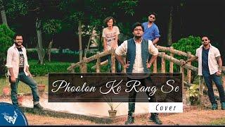 Phoolon Ke Rang Se (Cover) | Kolkata Videos ft. Soumyo Deep