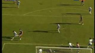 Gol Oleguer Málaga - Barcelona 0-1