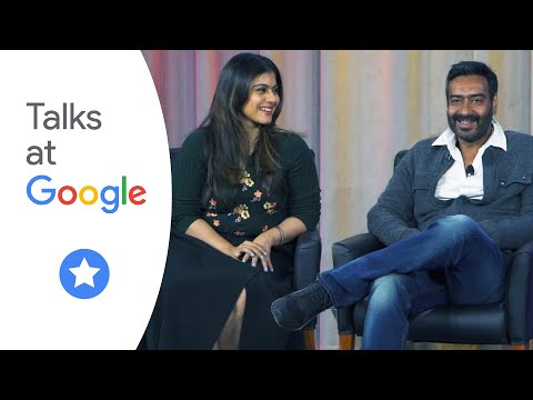 Kajol and Ajay Devgn | Talks at Google