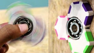 How to make Eraser Fidget spinner  at Home