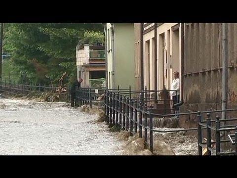 Xxx Mp4 Alerta Por Inundaciones En El Este De Alemania 3gp Sex