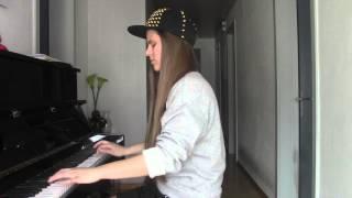 AronChupa - I'm an Albatraoz (Piano Cover)