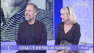 Il sorriso   Stefano Bongarzone e Cinzia Tani