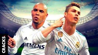 Cuando Cristiano Ronaldo jugó contra Ronaldo en duelo de estrellas