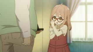 [Kyoukai No Kanata -I'Ll Be Here- Movie Trailer 1 HD]