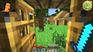 Markiplier's Minecraft Adventure | YogBox Edition | 6/26/12 Part 1