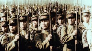 World War 2 in Colour Episode 11 of 13 The Island War part 1 of 2
