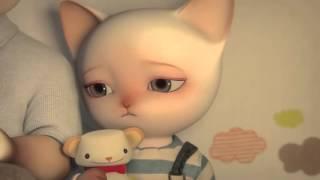 El Cortometraje Animado Más Triste Del Mundo | Tres pequeños gatitos