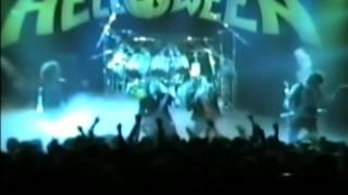 Helloween   Live in Tuttlingen, Germany 1987 Full Concert