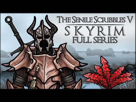 Xxx Mp4 The Senile Scribbles Skyrim Parody SERI LENGKAP 3gp Sex