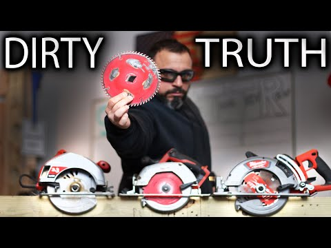 What Nobody Will Tell You About Circular Saws DIRTY TRUTH