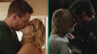 The 6 Sexiest TV Couples of 2015!
