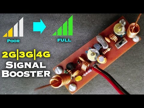 Xxx Mp4 Make Your Own Cell Phone Signal Booster For 2G 3G 4G Network 3gp Sex
