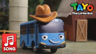 Old MacDonald Had a Farm l More Kids Nursery Rhymes | Tayo the Little Bus | Song for Children