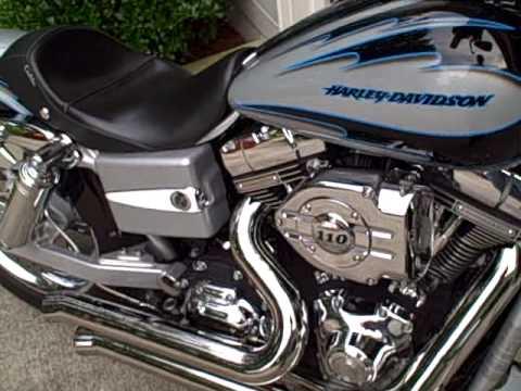 2007 Harley Davidson DYNA FXDSE Screamin Eagle