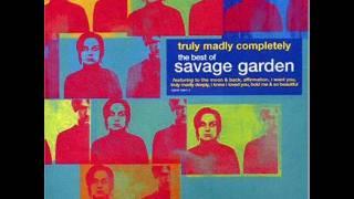 Savage Garden - Trulu, Madly, Deeply HQ