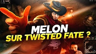 MELON SUR TWISTED FATE WOW