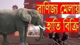 বাণিজ্য মেলায় হাতি বিক্রি | Bangla New Funny Video 2017 | Banoyat Fun o Yat EP 17 | Mojar Tv