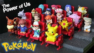 Pokemon the movie merchandise - The Power of Us -
