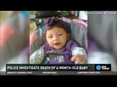 Missing baby girl found dead in grandmother's basement