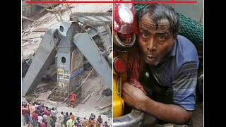 Kolkata flyover collapse in Girish park-exclusive rare unseen clips-fun and food  unlimited!!