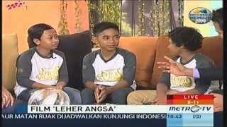 Leher Angsa di MetroTV 8-11