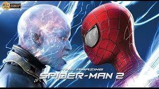 The Amazing Spiderman 2 Pelicula Completa Full Movie 1080p Español - Game Movie