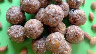 Calcium Rich Laddu /Dry Fruits Ladoo/Energy Booster Ladoo