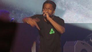 A$AP Rocky - Hella Hoes @ Sónar 2015