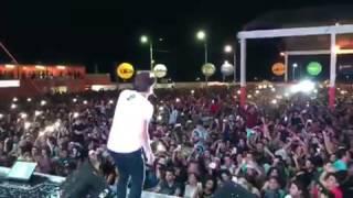 Wesley Safadão na aero show de Iguatu com toda estrutura POPSOM de saboeiro