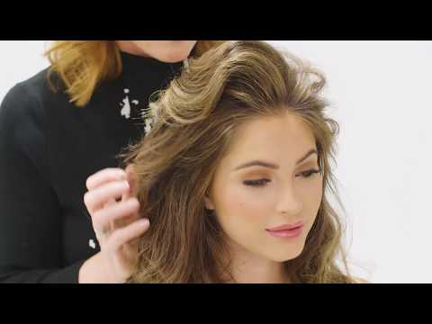 Xxx Mp4 Sexy Long Hair Holiday Looks With Joico S Vivienne Mackinder 3gp Sex