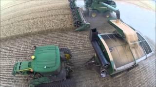 Borambil Wheat Harvest 2014