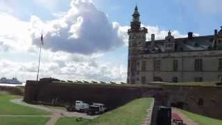 HELSINGOR - Kronborg Slot - Il castello di Amleto 1/2