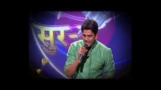 Alok pandey [ Introduction ] in [Sur Sangram] Mahuaa chanel........Must watch