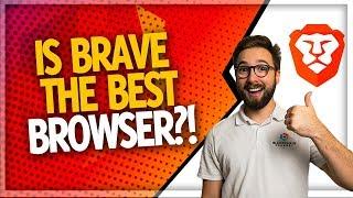 Brave Browser Review! (Brave vs Chrome!)
